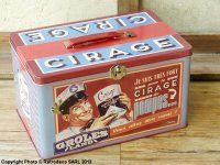 Boîte à cirage Cirage de Pompes, déco vintage, Natives