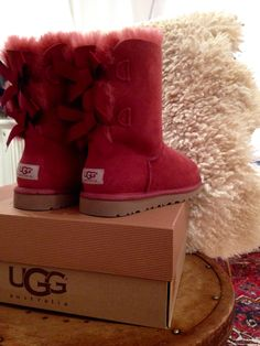 ❤️ Winter in red ❤️ UGG