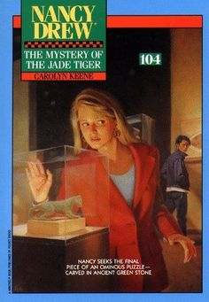 nancy drew mistery of the jade tiger   USED (GD) Mystery of the Jade Tiger (Nancy Drew 104): Mystery of the ...