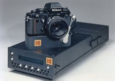 The Digital Cameras NASA Sent Into Space In The 90s