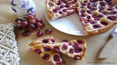 Schiacciata with Grapes - I Love Italian Food