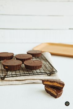 peanut butter cups, I made them today just changes the sugar for Splenda, they are good 100 calories snack