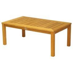 "Three Birds Casual Newport Rectangle Coffee Table 48"""