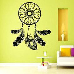 Dreamcatcher Dream Catcher Wall Vinyl Decal Sticker Wall Decor Home Interior Design Art Mural Z399 WisdomDecalHouse http://www.amazon.com/dp/B00NIH0G6A/ref=cm_sw_r_pi_dp_Yt-fub1Z1NB38