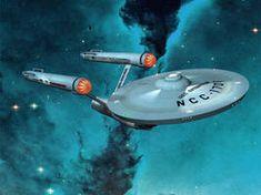After seeing this NASA photo of Earth, my mind sketched the Enterprise upon it. TOS-R beauty shot Star Trek Tv Series, Star Trek Original Series, Star Wars, Star Trek Tos, Star Trek Wallpaper, Starfleet Ships, Star Trek Beyond, Star Trek Characters, Spaceship Art