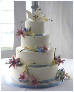 Gumpaste flower cake Google Image Result for http://www.stickyfingerscakes.com/pictures/gum_paste_flowers1.jpg