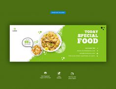 Discover thousands of Premium PSD available in PSD and JPG formats Facebook Cover Design, Facebook Cover Template, Food Menu Template, Banner Template, Food Poster Design, Food Design, E Commerce, Inspiring Quotes Tumblr, Cover Photo Design