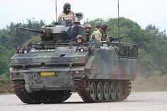 YPR 765 Royal Netherlands Army