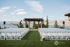 Chelan, Washington| Tsillan Cellars Winery ... perfect wedding venue! We loved it!!