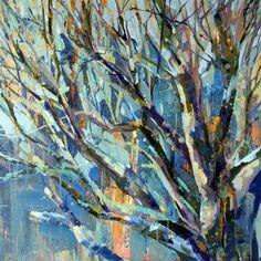 lorna holdcroft paintings | Lorna Holdcroft - Under the Apple Tree - Artists