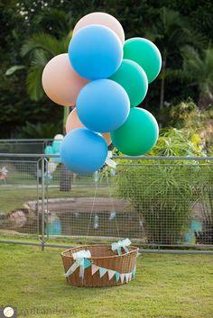 Bella Fiore Decoração de Eventos: O Primeiro Aniversário do Bernardo