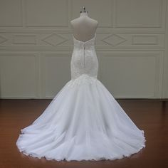 XF1083A chapel train lace mermaid wedding dress, View chapel train lace mermaid wedding dress, Beauty Bridal Product Details from Zhongshan Beauty Bridal Company Limited on Alibaba.com