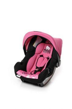 De hello kitty autostoeltje BeOne SP kan vanaf de geboorte tot ongeveer 15 maanden(0-13 kg Groep 0  ) worden gebruikt.  -