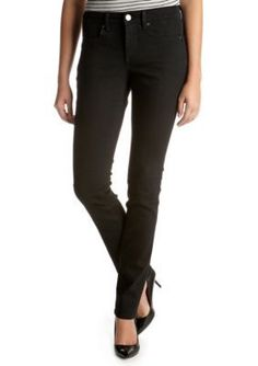 Calvin Klein Jeans Black Curvy Fit Skinny Jean