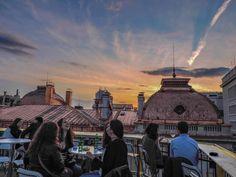 Pura Vida Sky Bar I Things To Do In Bucharest