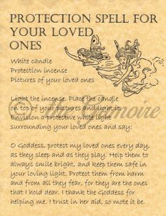 Details about Tarot Spell for Protection, Book of Shadows Page, Witchcraft, Wicca, Pagan Witchcraft Spells For Beginners, Healing Spells, Magick Spells, Wiccan Protection Spells, Wicca For Beginners, Spells For Love, Real Magic Spells, Wicca Witchcraft, Witch Spells Real