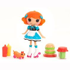 Mini Lalaloopsy Doll - Pickles BLT