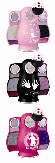 PUPOSKA CIRQUE Pupa Makeup kit