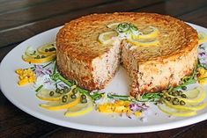 Smoked Salmon Savory Cheesecake - The Ultimate Crowd-Pleasing Appetizer...For Low Carb, sub the bread crumbs that the crust calls for. Make a smaller version if you aren't feeding a large crowd! Picture tutorial included in recipe / There's a Newf in My Soup!