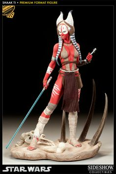 Sideshow Collectibles - Shaak Ti Premium Format Figure