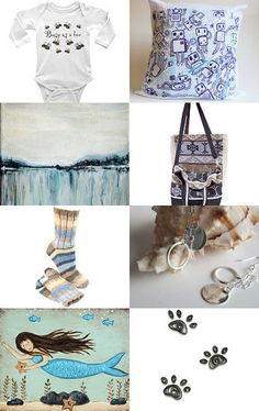 Sunchild's Adventure by Rebecca on Etsy--Pinned+with+TreasuryPin.com
