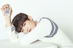 Wanna One - Park Woojin X Clean Perfume