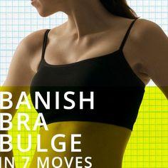 7 Exercises to Get Rid of Bra Bulge