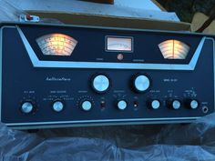 Amateur Radio Hallicrafters Model SX-122  Four-Band Communications Receiver #Hallicrafters