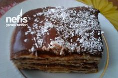 Amonyaklı Pasta 1 Food And Drink, Breakfast, Desserts, Noel, Morning Coffee, Tailgate Desserts, Deserts, Postres, Dessert