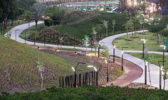 Al Shaheed Park « Landscape Architecture Works | Landezine