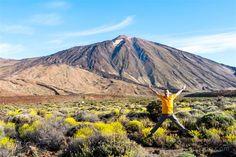Tenerife, Santa Ines, Canary Islands, Viera, Mount Rainier, Mountains, Nature, Travel, Catacombs