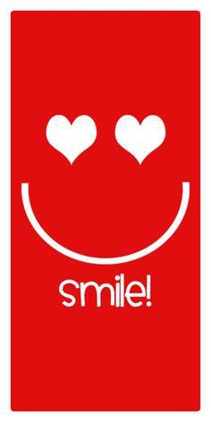 Feliz San Valentin: sonrie