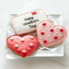 Valentines Day cookies | Giant Valentine's Day Cookies | Williams-Sonoma