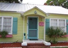 Cottage Coastal Exterior Color Schemes | 17+ images about Beach Home Exterior paint colors on Pinterest ...