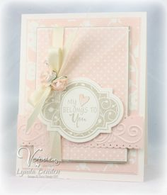 My Heart Belongs to You.... by lbenden - Cards and Paper Crafts at Splitcoaststampers