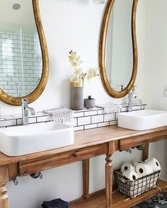 How much nicer would our day be if we could start our morning at{Lisa Gottenborg}'s amazing bathroom? Share yours on atmine.com using #StyleAtMine for a chance to win fab @soakandsleep goodies