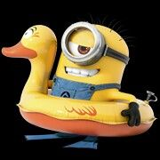 Duck for swimming:D
