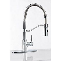 Cuisinart Mini Commercial Pull Down Kitchen Faucet