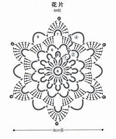 Steel bouquet - Erika Baráth Emilné - Baráth Emilné ERIKA bouquet Steel- barath bouquet emilne erika steel - Her Crochet Crochet Bedspread Pattern, Crochet Snowflake Pattern, Crochet Stars, Crochet Snowflakes, Granny Square Crochet Pattern, Crochet Flower Patterns, Crochet Mandala, Crochet Diagram, Crochet Doilies