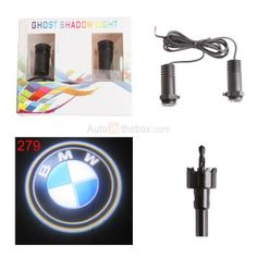 Car Led Lights, Car Logos, Bmw