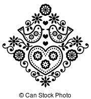 Resultado de imagen para patron bordado mexicano