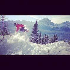 Photo by reddragonskate Lake Louise Ski Resort, Mountain Resort, Alberta Canada, Winter Sports, Hot Springs, British Columbia, Snowboard, Skiing, The Incredibles