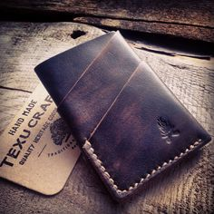 TC-17 Wallet Cards and Cash 3 Slots via Texu Crafts. Click on the image to see more!