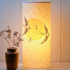 Looking for beautiful lighting ideas for your home? A Northern Light sells a healthy range of illustrated hand made lamps and lighting that add warmth and vibrance to any room - http://www.anorthernlight.net/personalised-lamps.html