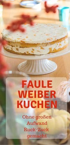 Rezept für schnellen Kuchen #studententorte #fauleweiberkuchen #kuchen