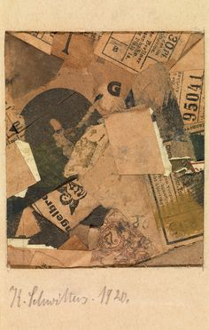 Collages, Collage Art, Kurt Schwitters, Abstract Geometric Art, Art Archive, Surrealism, Art Reference, Cool Art, Vintage World Maps
