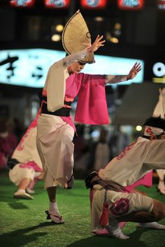 Kimuraren dance troupe, Minamikoshigaya awaodori