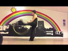 Funland Tricks presents: Step fold with a bend - YouTube