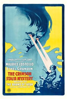 The Crimson Stain Mystery (1916, USA)