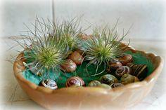 Augusthimmel: Basteln mit Naturmaterial